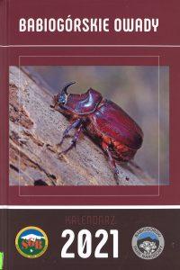 Okładka książki: Babiogórskie Owady