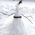 Konkurs Rzeźba w śniegu