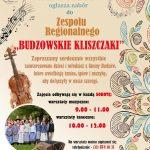 Biblioteka i Ośrodek Animacji Kultury Gminy Budzów ogłasza nabór do Zespołu Regionalnego