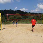 Turniej Piłki Siatkowej Ochotniczych Straży Pożarnych Gminy Budzów